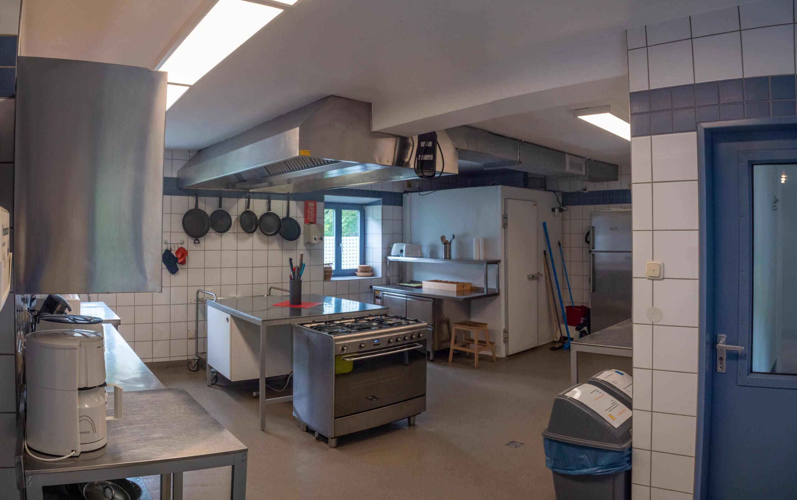 Innen - Küche #1 - Pano