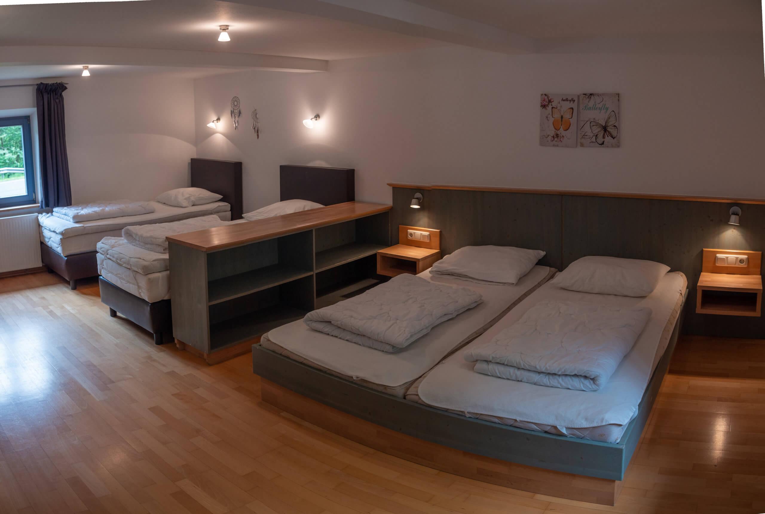 Innen - Schlafzimmer #1b - Pano